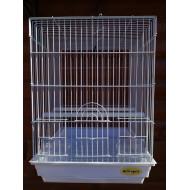 Cage 40x40x54cm white