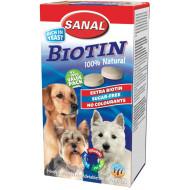 Sanal Biotin-Calcium Tablets 100tbl