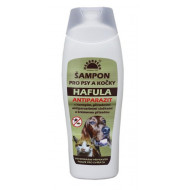 Hafula antiparasinic shampoo for dogs and cats 250ml