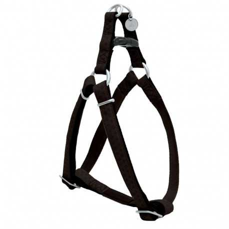 Leather harness Mylord black