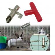 Napájač pre králiky
