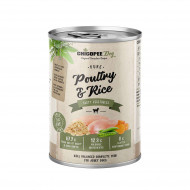 CHICOPEE ADULT pure poultry with rice 400 g