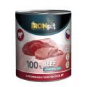 IRONpet Beef 100% Monoprotein 400g