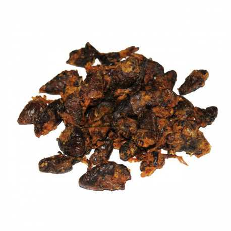 Dried chicken hearts 200g