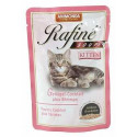 Animonda Soupe Kitten Pouch poultry cocktail + schrimp 100 g