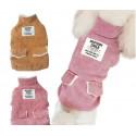 Menstrual jacket pink