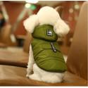 Nice green waterproof jacket