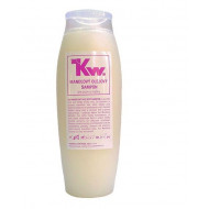KW almond oil shampoo
