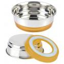 C6059014 Non-slip stainless steel bowl