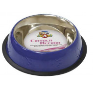 C6059720 Non-slip stainless steel bowl.