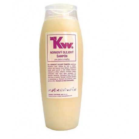 KW mink oil shampoo