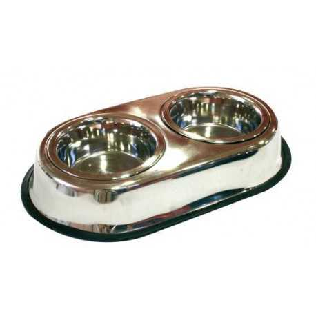 C6059445 Stainless Steel Dual Bowl