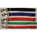 Monochromatic nylon leash