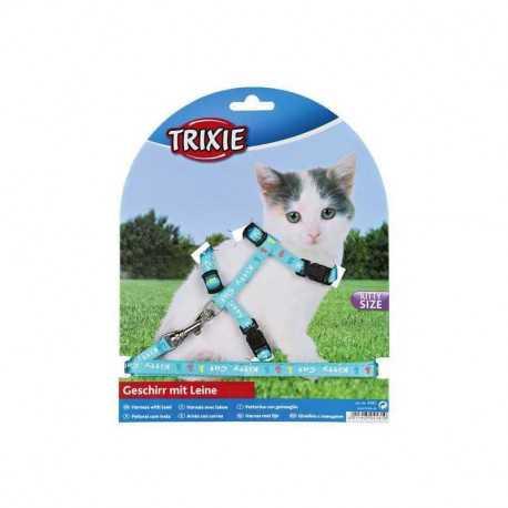 Postroj pro koťata Kitty cat 0,8x21-33cm