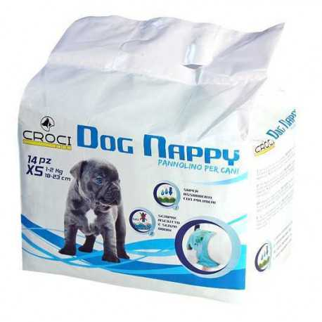 Diapers for dogs XS