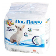Diapers for dogs SM